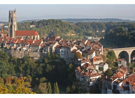 1. Fribourg