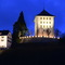 Schloss Heidegg, Gelfingen, in Christmas-Night