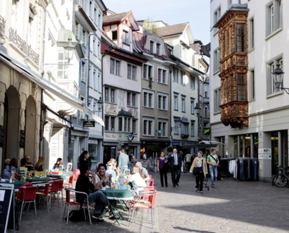 Old Town of St.Gallen