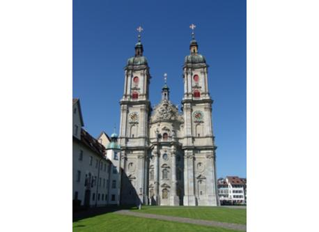 Cathedral of St.Gallen (UNESCO World Heritage)