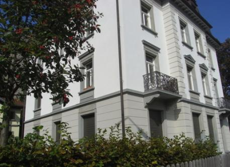 Our home in St. Gallen
