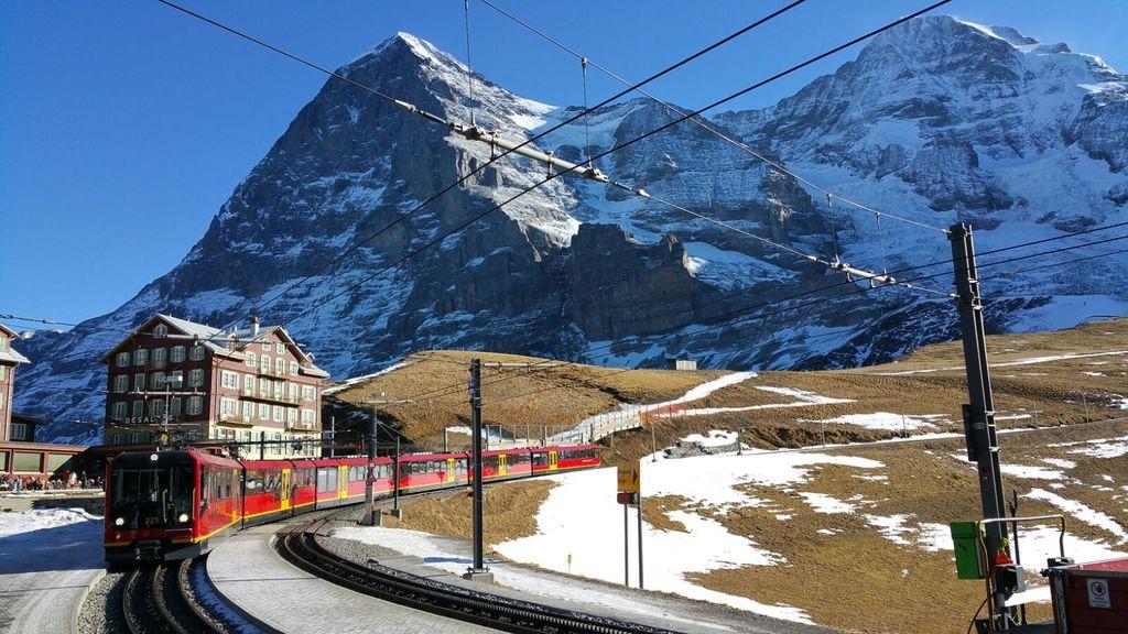 Kleine Scheidegg - Grindelwald