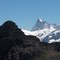Grindelwald Bachalpsee --> Faulhorn: Finsteraarhorn und Schreckhorn