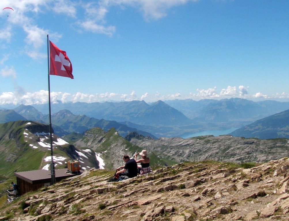 Grindelwald Faulhorn
