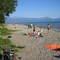 Préverenges beach