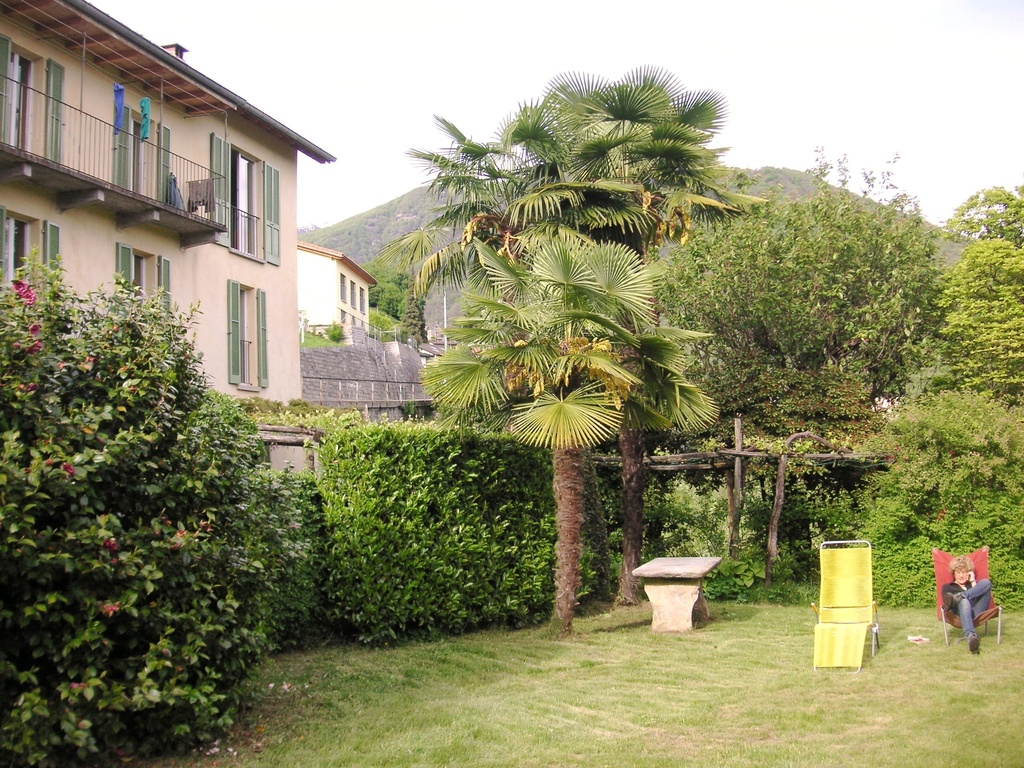 contra, tessin, country house