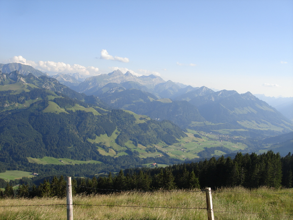Hiking in the Prealps - 20-40 min drive