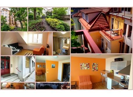 attic 'guest' flat/studio at Letna Park / Prague 7, CZECH REPUBLIC