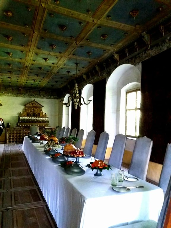 Inside Velky Losiny Castle, the place where medieval witch-hunt in Europe originated from