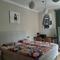 Prague apartment, master bedroom