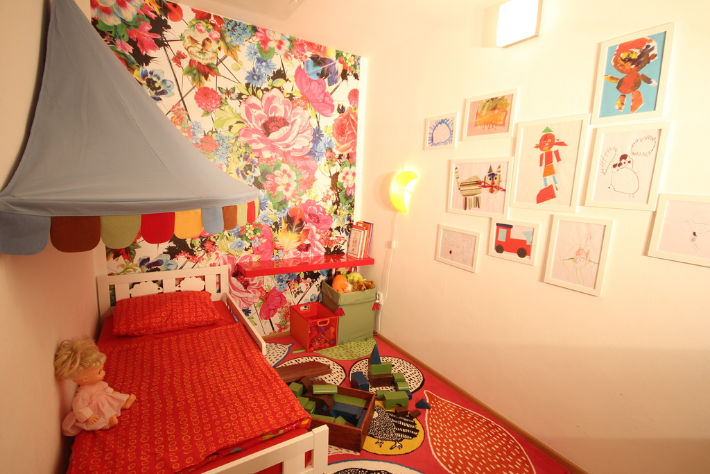 Černá Hora apartment, kids room