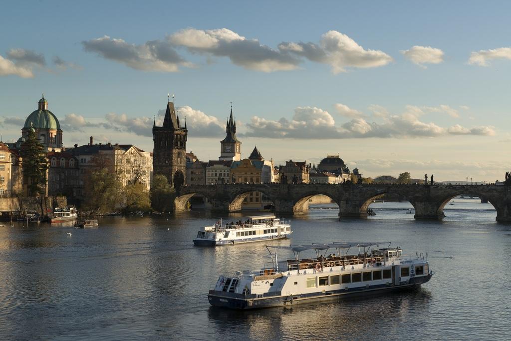 Prague old town, 30 minutes
