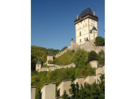 Karlstejn Castle, 40min
