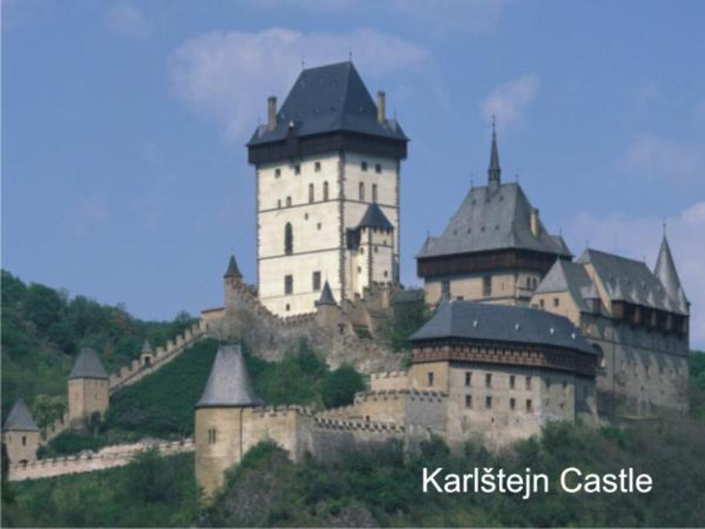 "One of the many ""must sees"" - Karlstejn Castle  - is located just 20 minutes by car from our house."