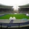 Olympiastadion (5.4 km, easy reachable by bike or by train)