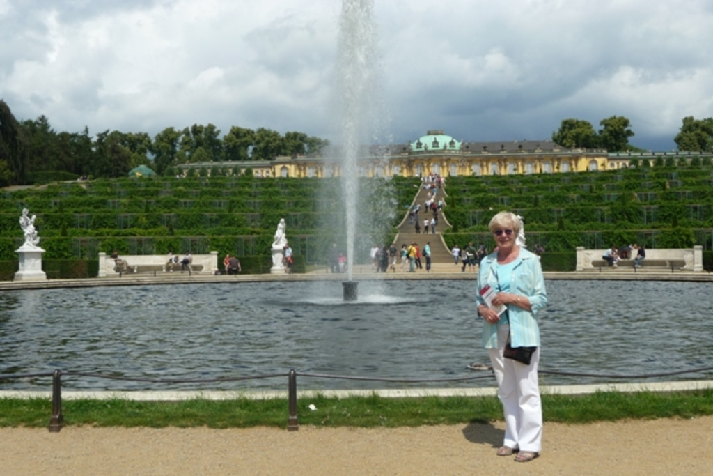 Schloss Sanssouci (castle in Potsdam), 30 km, easy reachable by train