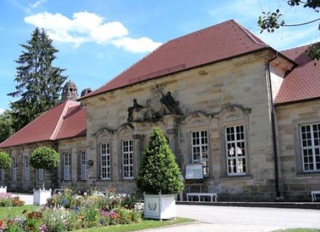 bayreuth - eremitage