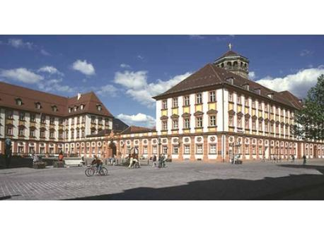 the city of bayreuth