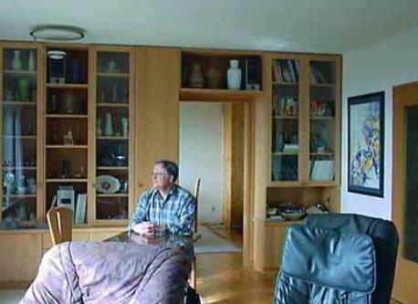 Wohnzimmer / Living room / Salon