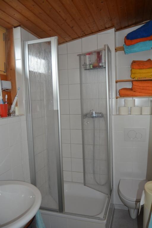 bathroom in the second floor