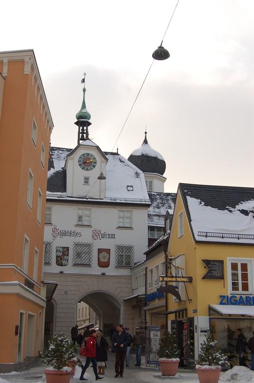 Stadttor mit Stadtmuseum