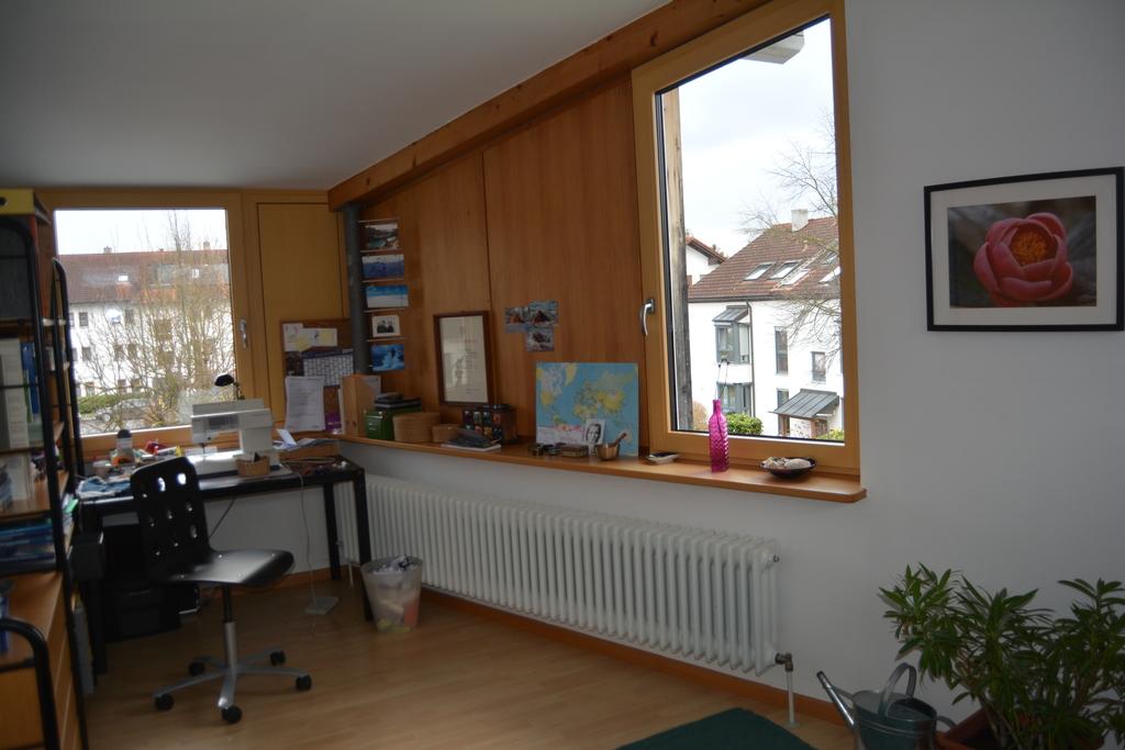 Susan`s working room
