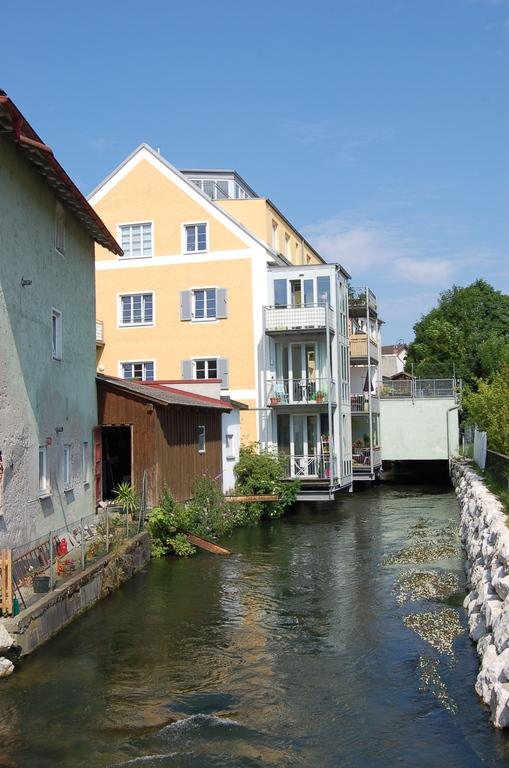 Stille Ecken in Rosenheim