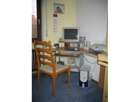 Office with computer equipment
