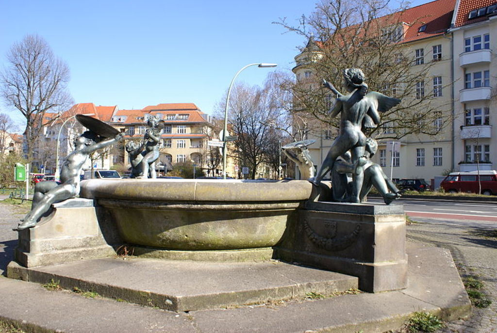 Adam-Kuckhoff-Platz (450m from our house)