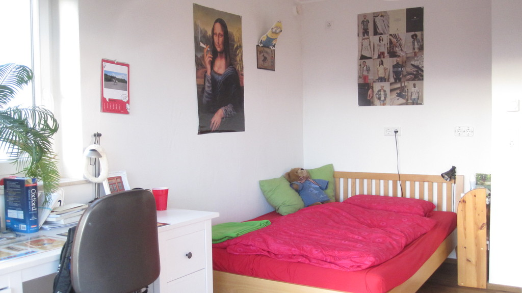 bedroom (there are 4)