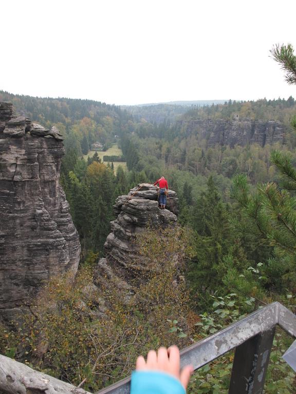 """""""Sächsische Schweiz"""" - climbing and hiking-paradise"""