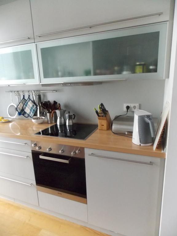 flat in Hamburg, kitchen