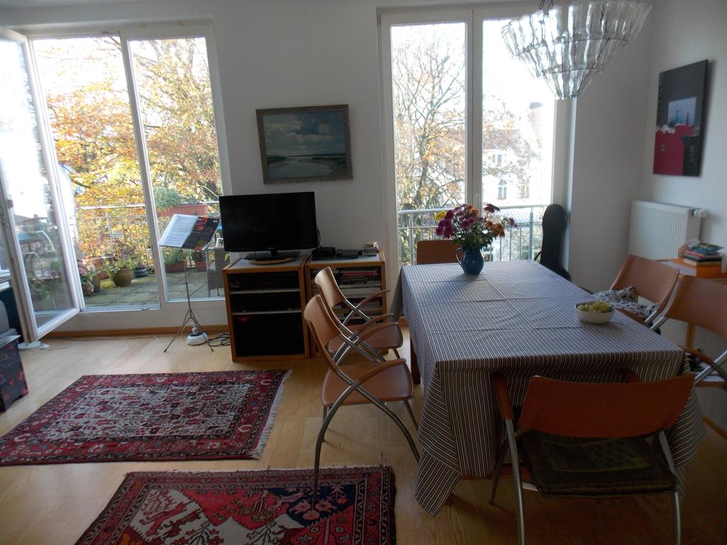 flat in Hamburg