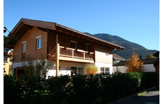 Newly built house in central Garmisch-Partenkirchen