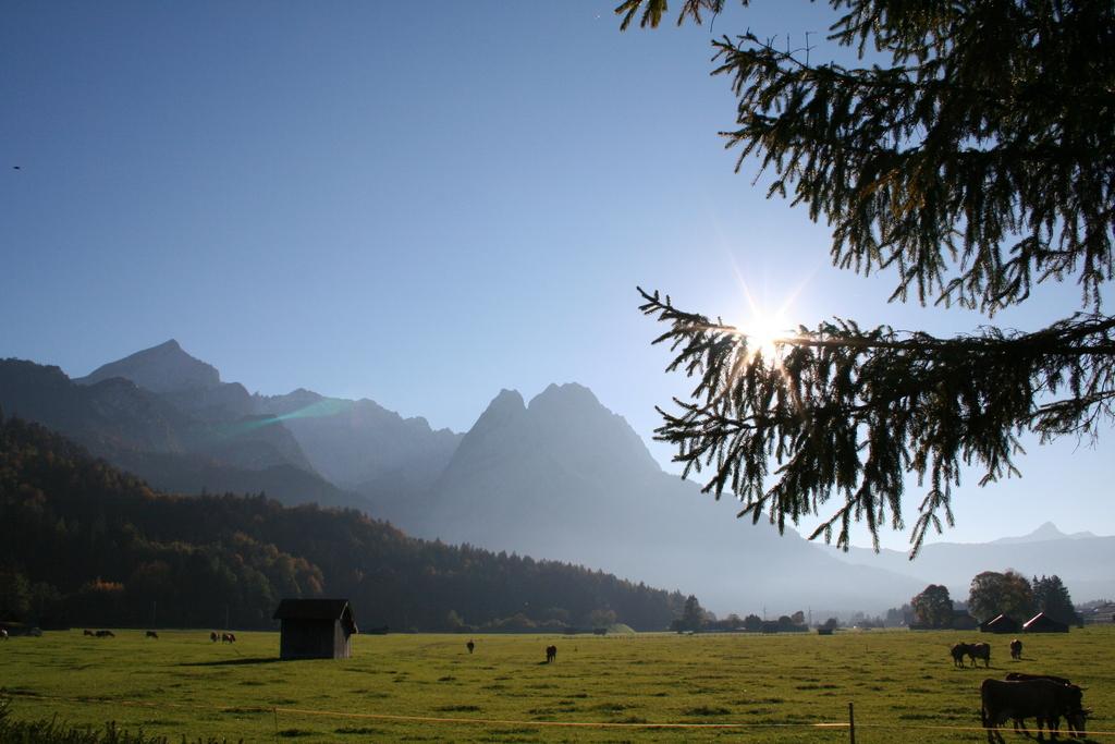 Alpspitze mit Waxenstein
