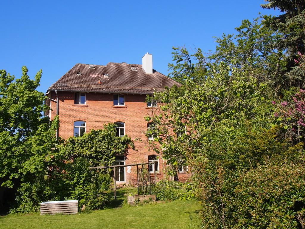 Ansicht aus dem Garten / backside of the house