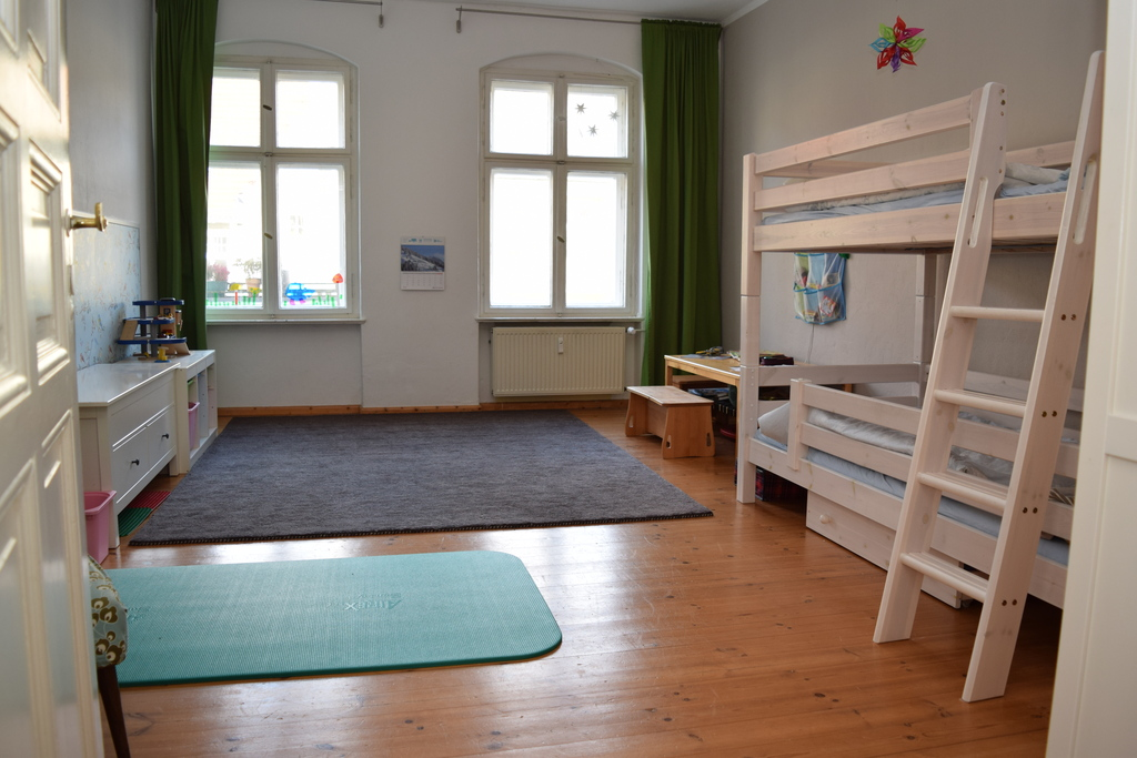 childrens room (tidied up)