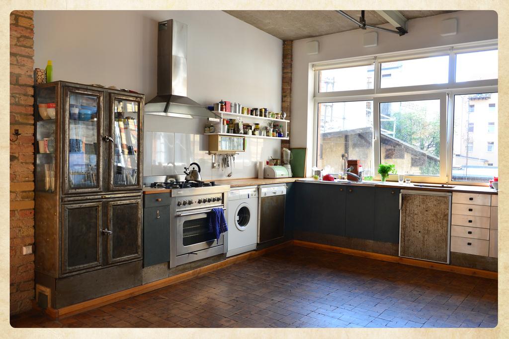 offene Küche / kitchen (open)