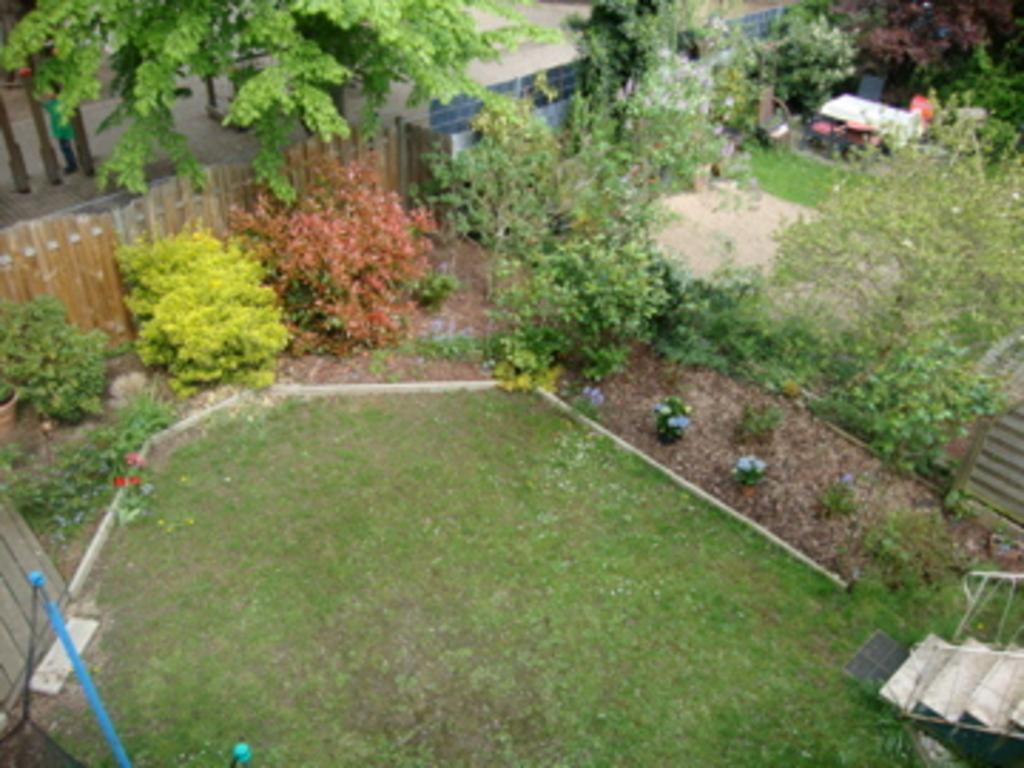 Garten/ Garden/ Jardin