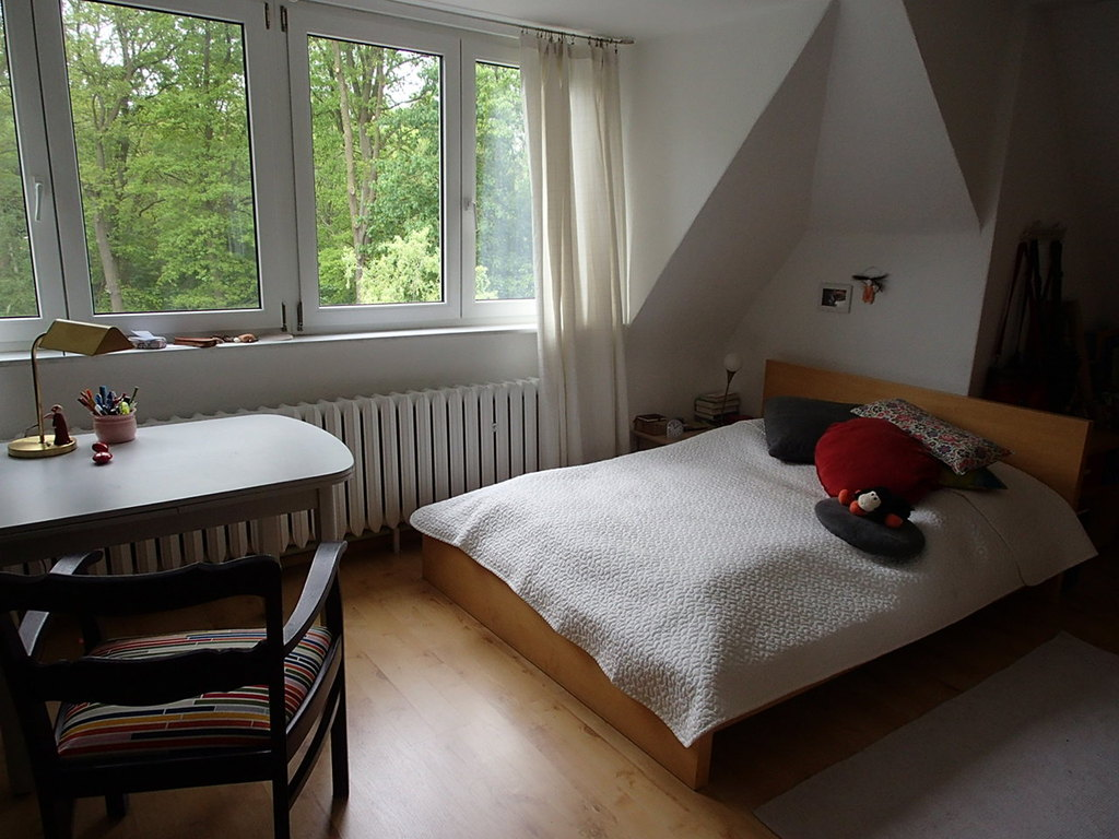 schlafzimmer gross - obere etage