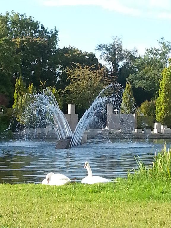 Horbachpark in Ettlingen