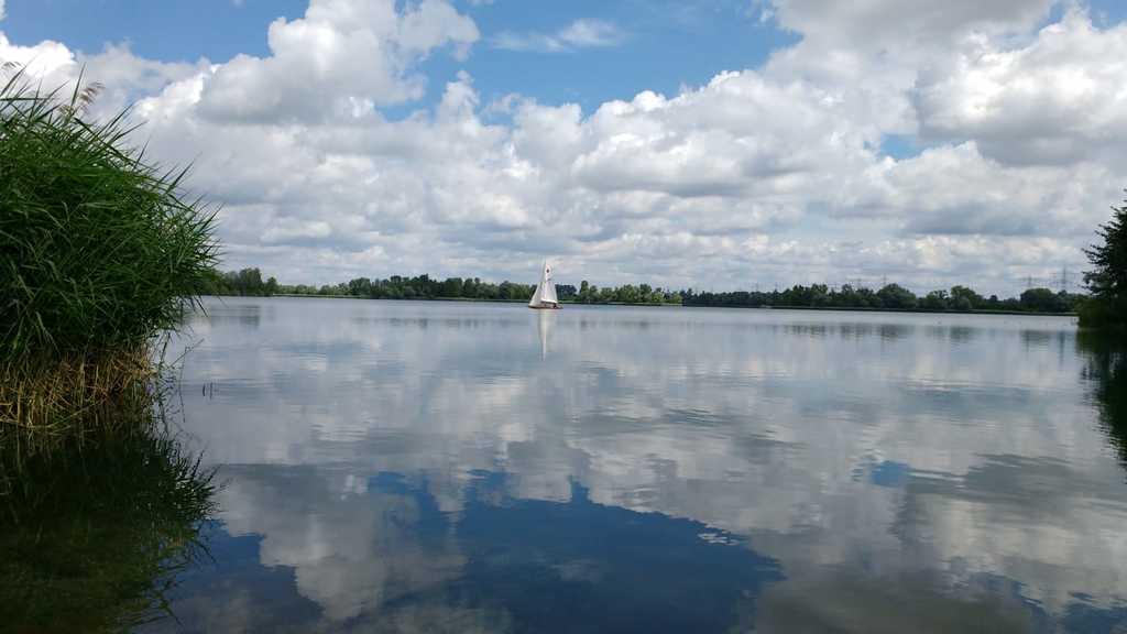 Erlichsee, Bade- und Wassersport in 15 Minuten Entfernung