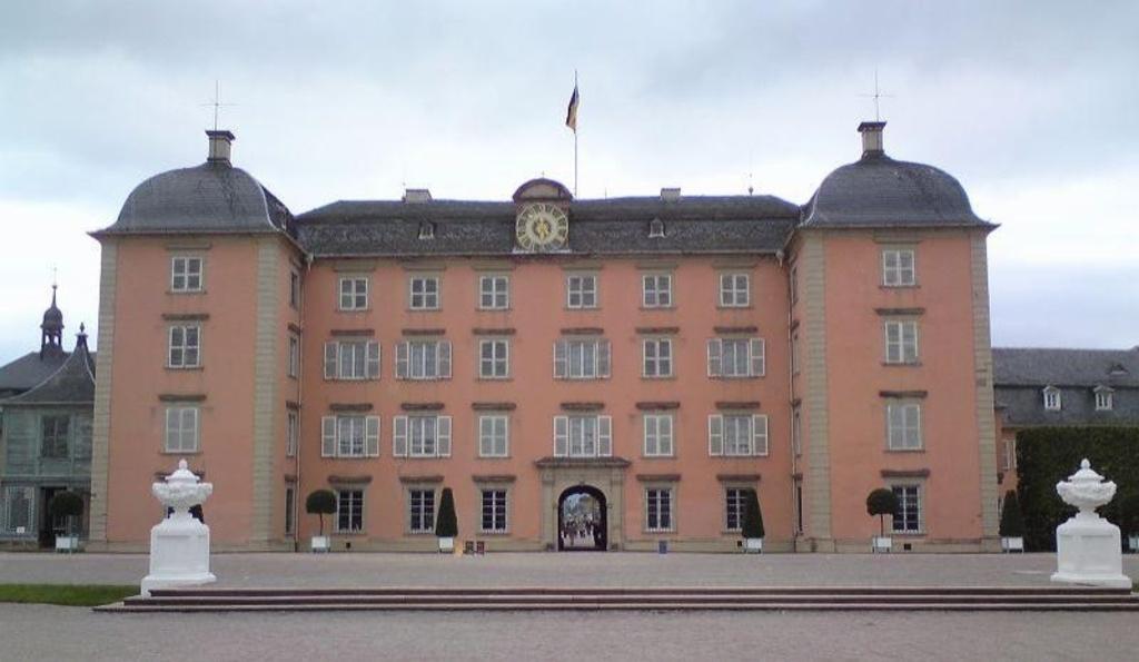 Schwetzingen, Schloss