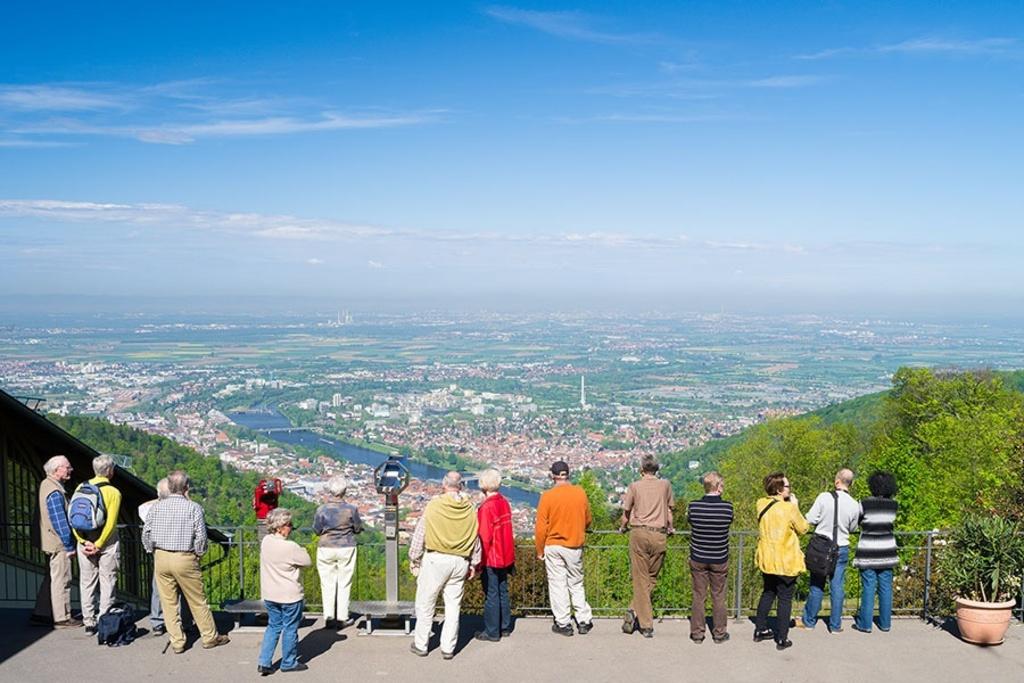 Heidelberg, Königstuhl