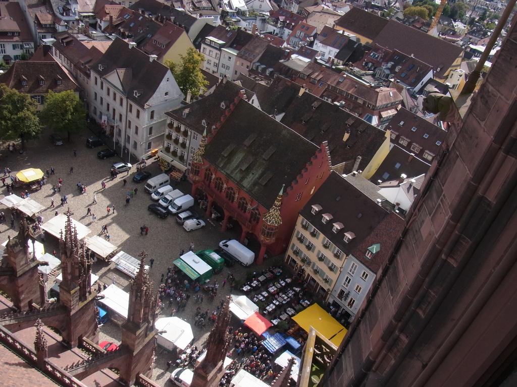 Freiburger market