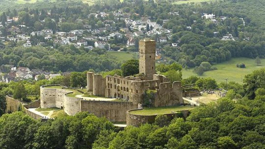 Castle in Koenigstein