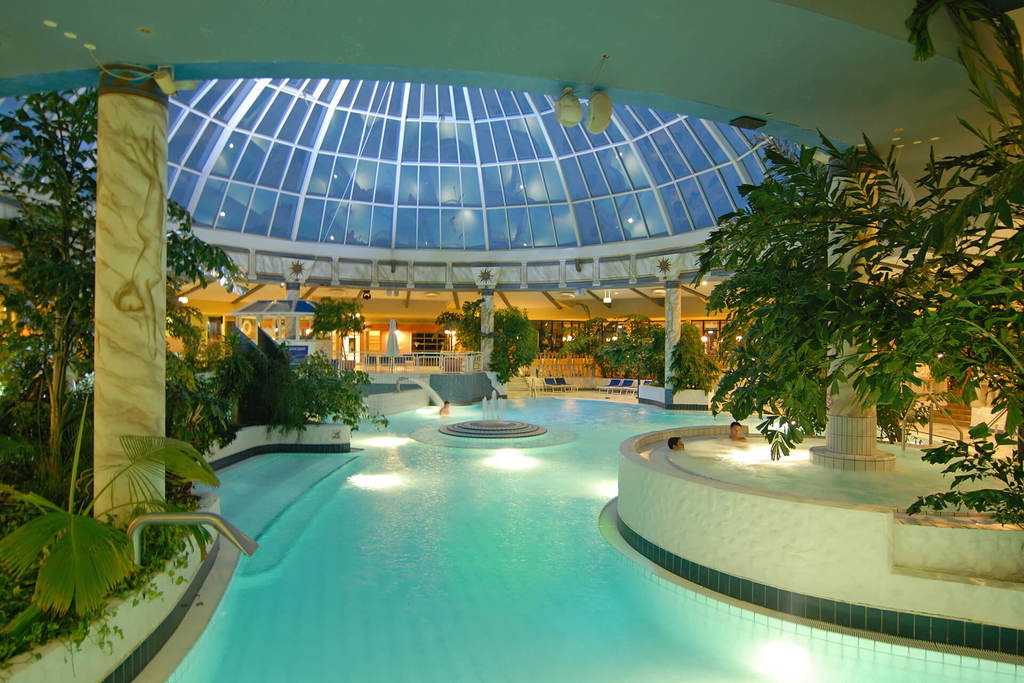 Thermal bath and wellness in Hofheim