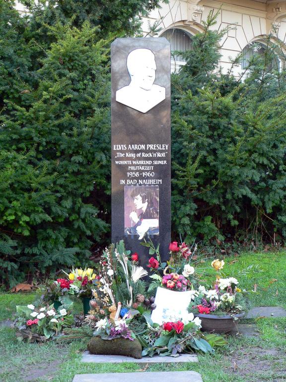 Elvis Presleys Denkmal