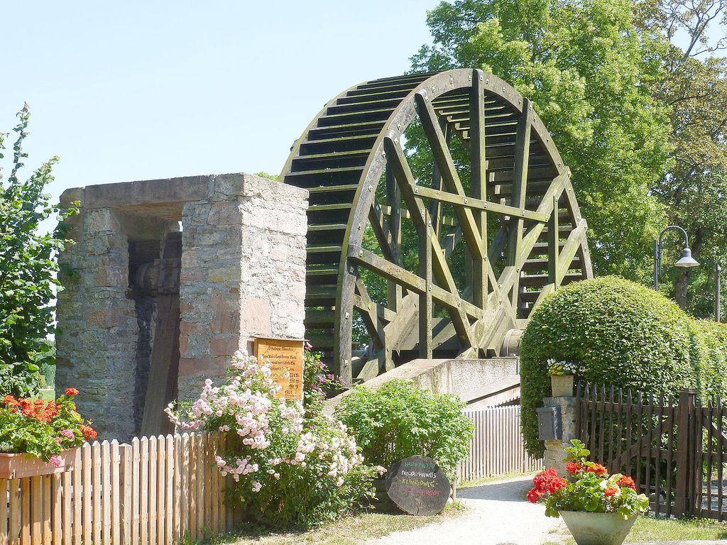 Schwalheimer großes Rad