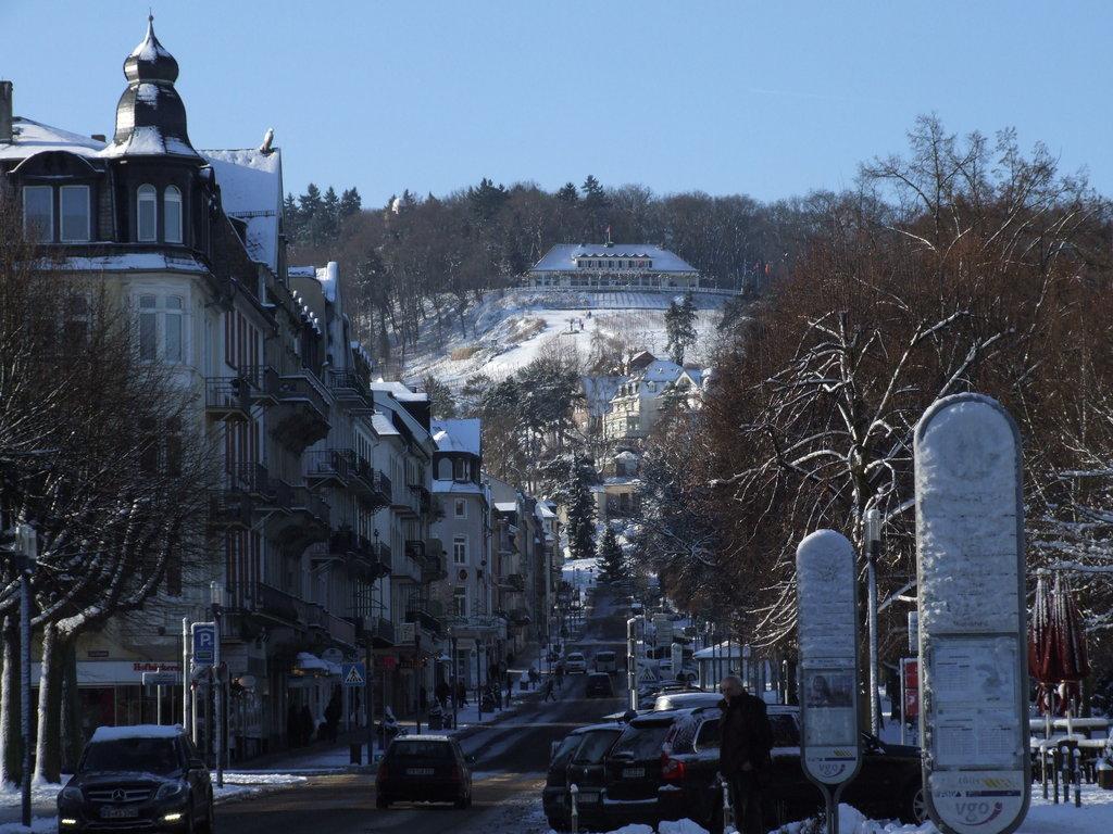 Parkstraße und Johannisberg